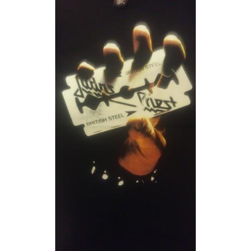 Judas Priest Manga Corta ¡Envio Gratis!