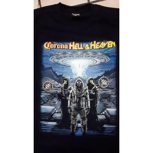 Corona Hell and Heaven Playera (Sobrepedido)
